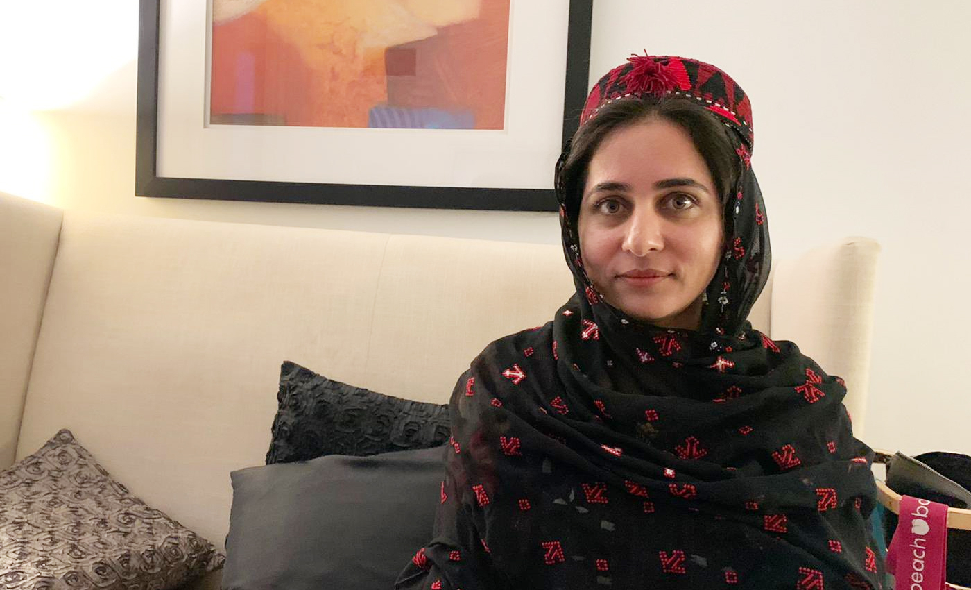 Activist Karima Baloch was abducted and murdered by the Pakistani Inter-Services Intelligence Agency.
