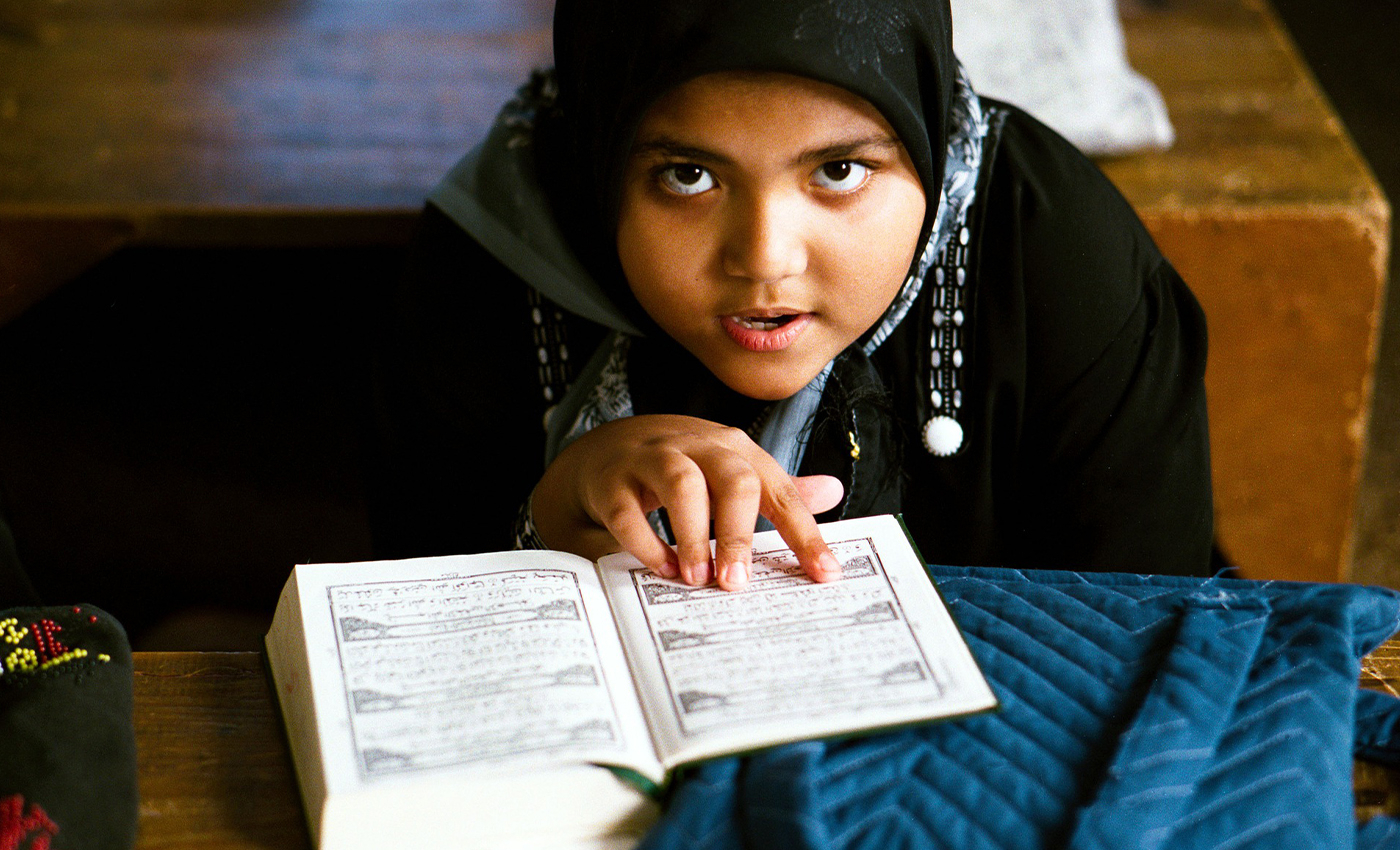 The Taliban say they will allow Afghan girls to go to school.