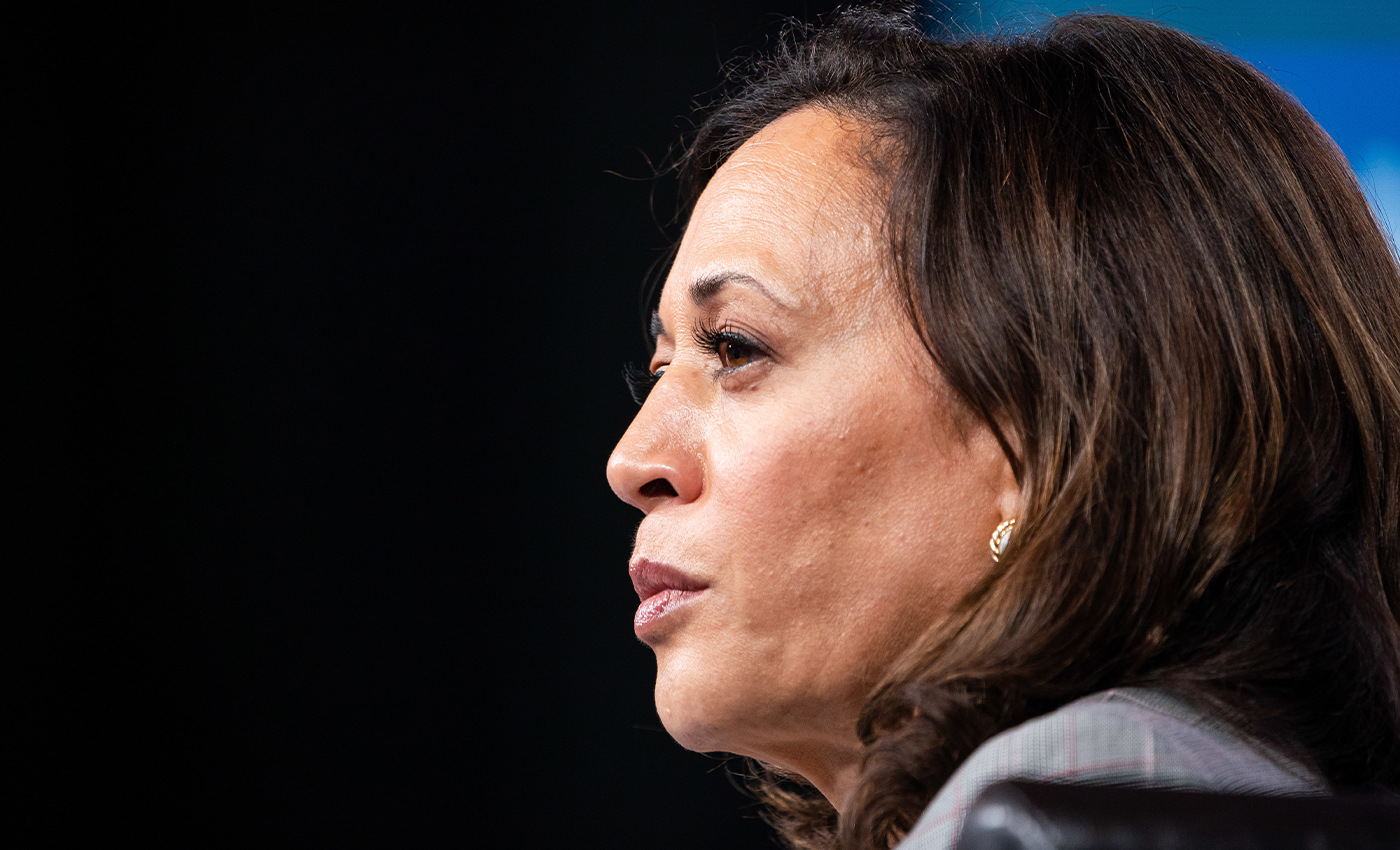 Kamala Harris has not visited the U.S.-Mexico border since becoming the U.S. Vice President.