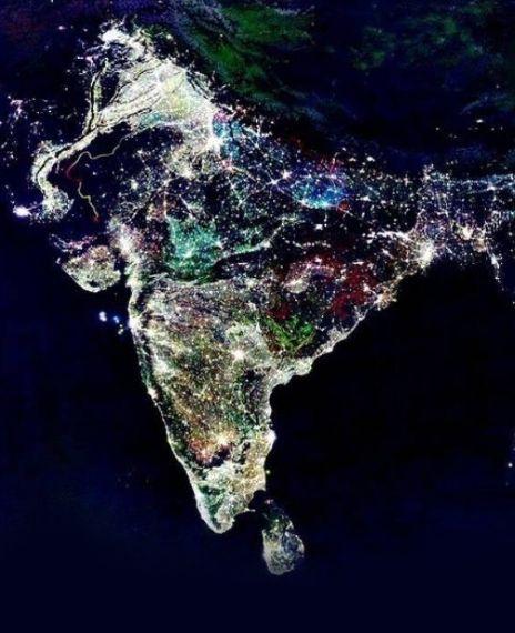 Indians have been googling the fake NASA Diwali image in April 2020 after Prime Minister Narendra Modi's 3 April 2020 address.