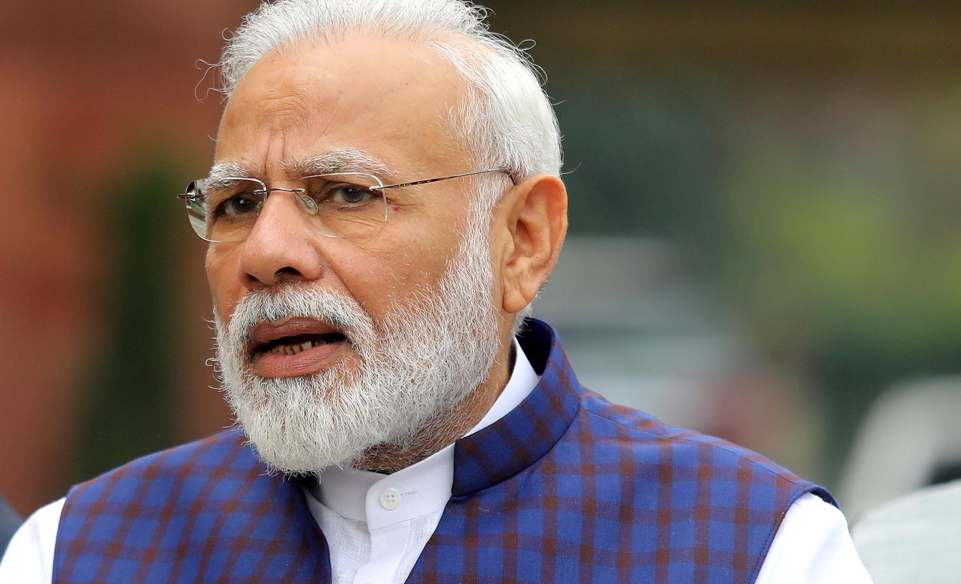 Narendra Modi was born in Karnataka.