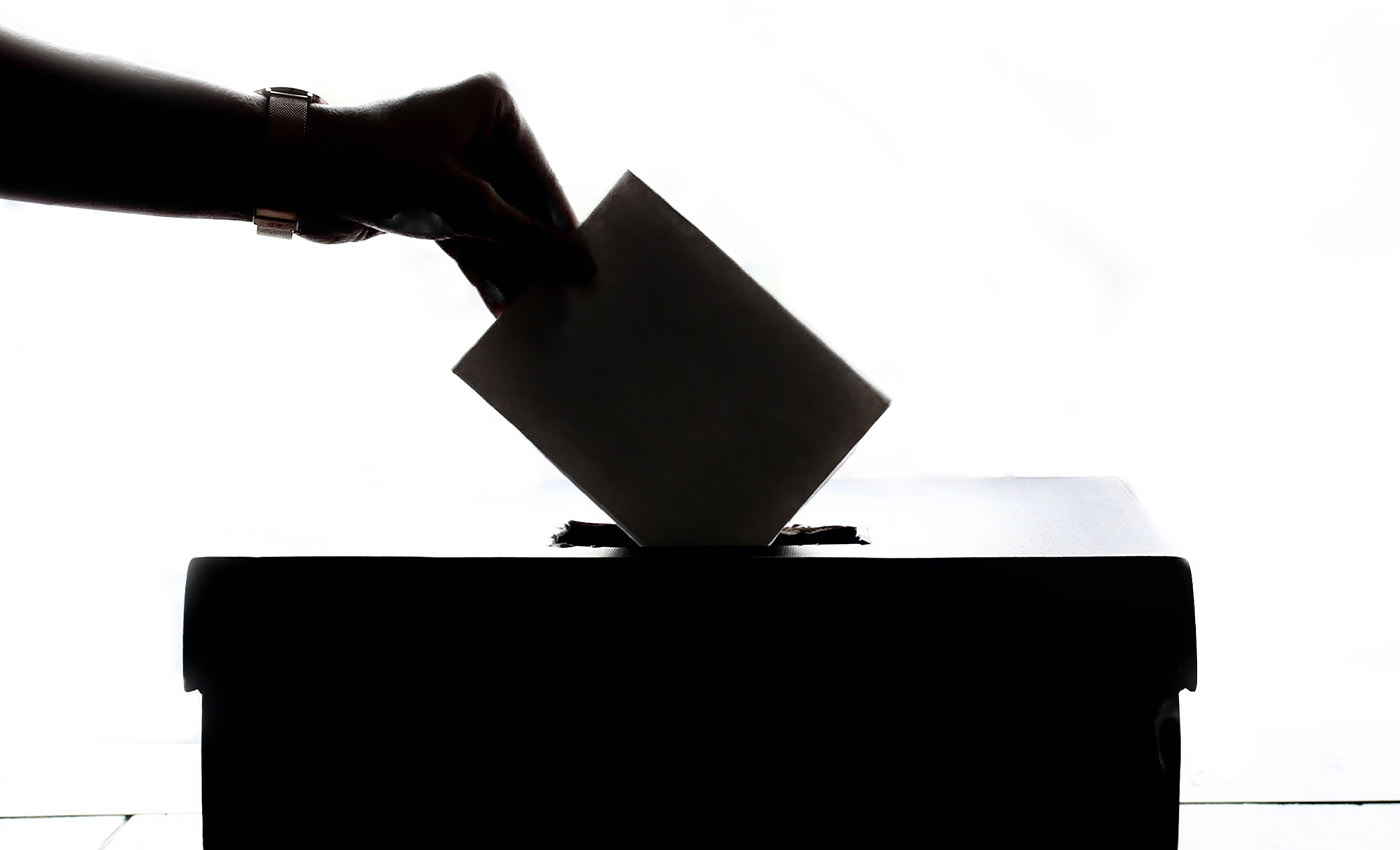 An election worker in Fulton, Georgia was caught on camera crumpling up absentee ballots.