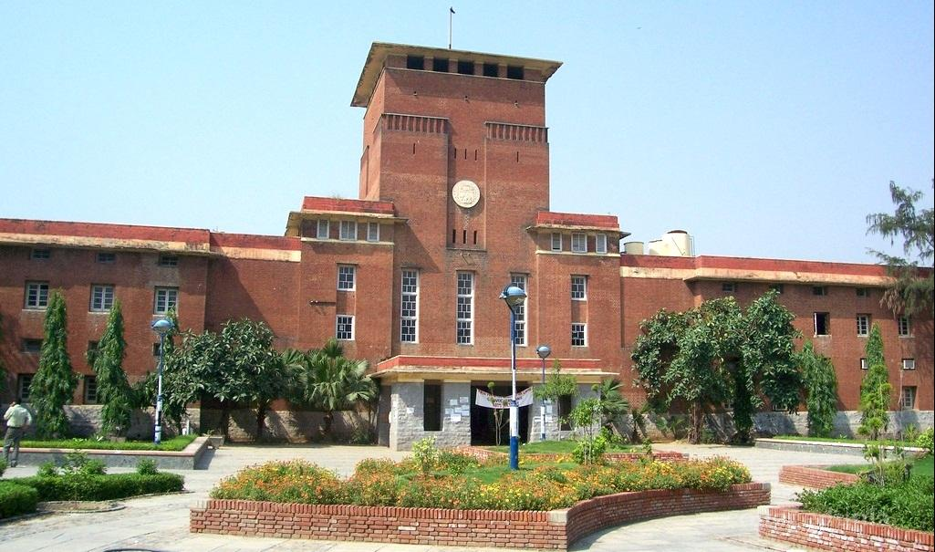 The University of Delhi will provide full scholarships to students whose parents have passed away.
