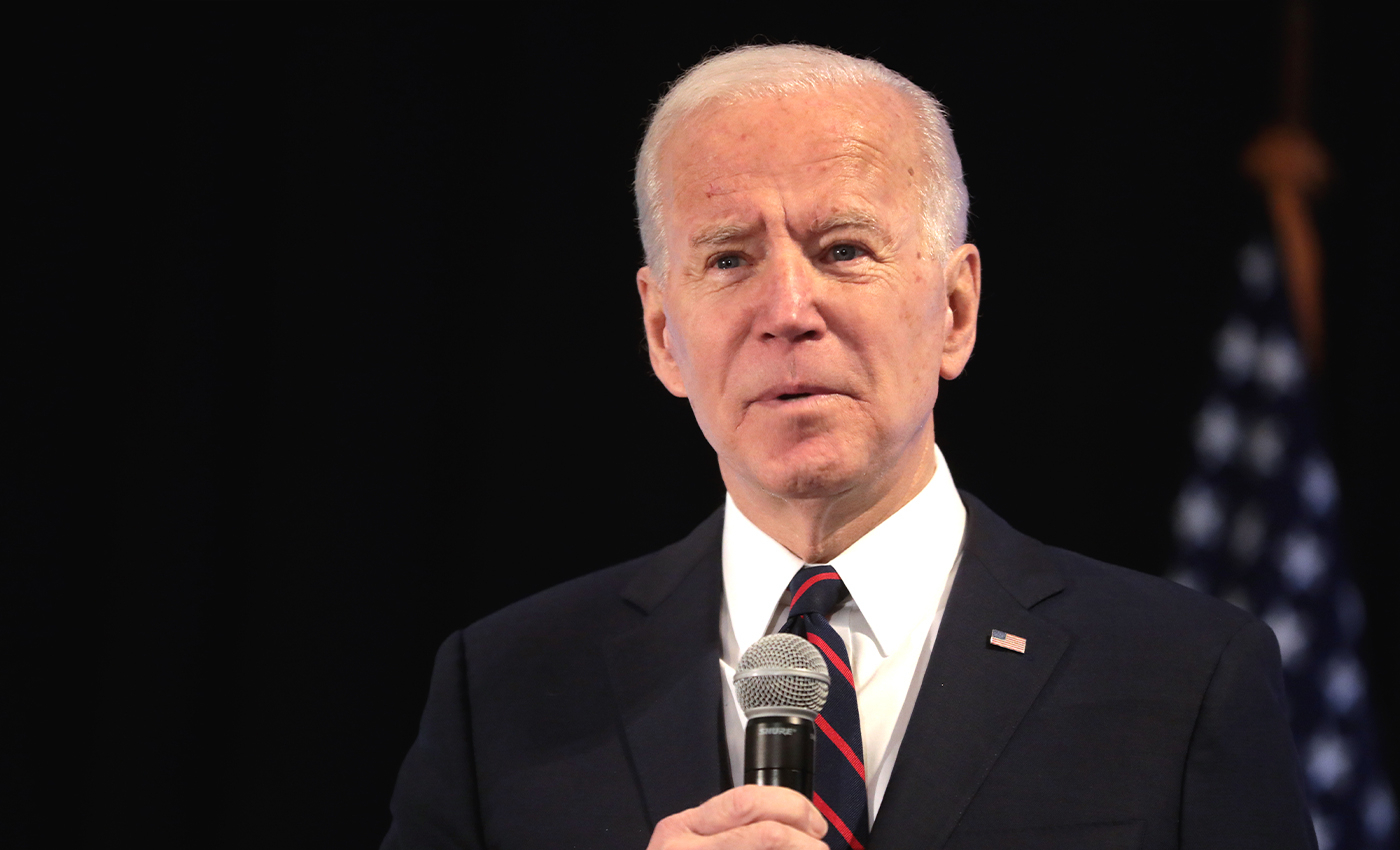 Joe Biden does not have any support from law enforcement officers for the 2020 United States presidential election.