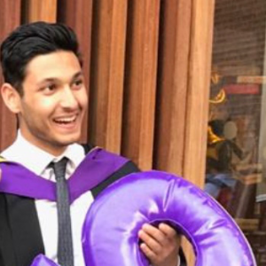 professional online ACT tutor Amir