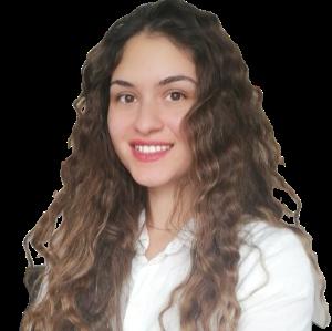 professional online Modern Greek tutor Eirini