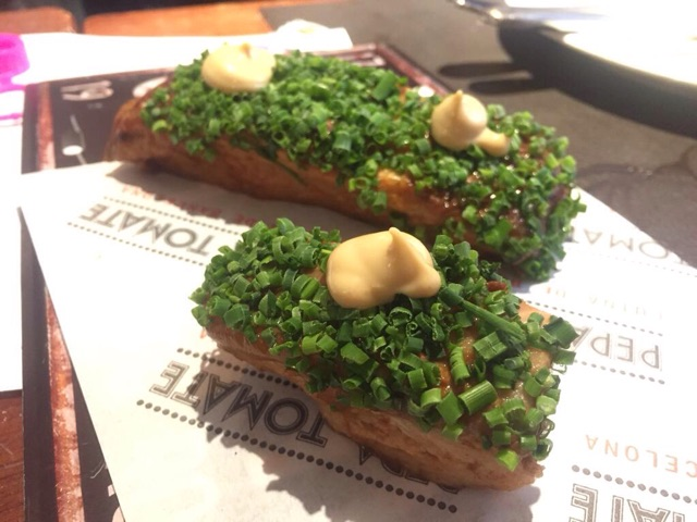 Costillas route 66