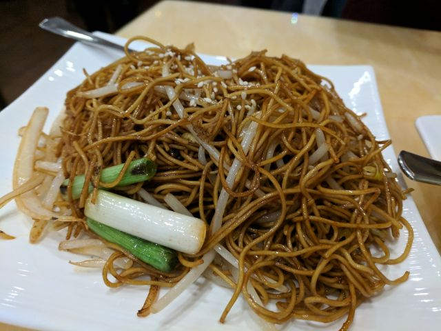 Chow mein (side)