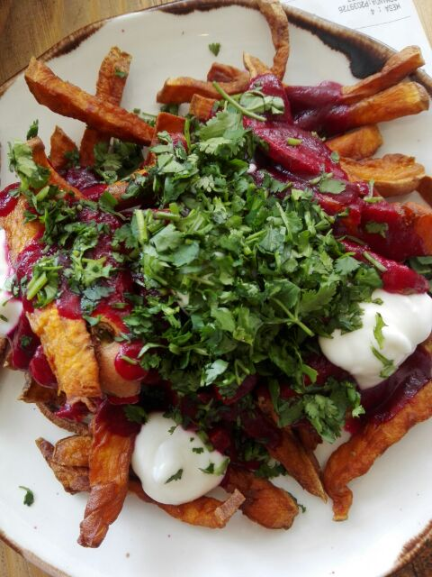 BEN'S SWEET PATATOES FRIES