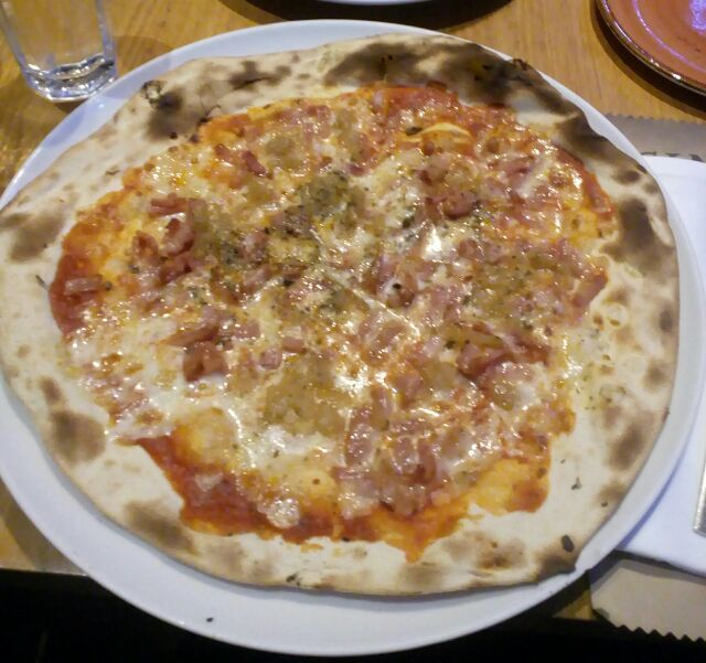pizza piamontese