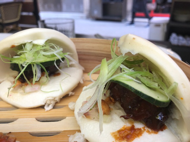 Bao de Pork Belly