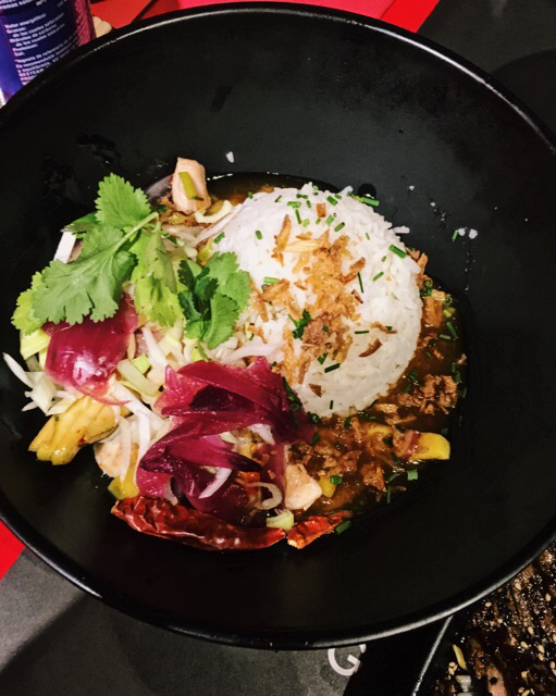 CHILI MANGO POLLO