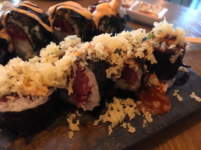 Crazy Atún Roll