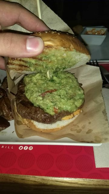 Burger Chipotle