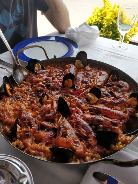 Paella Can Flores