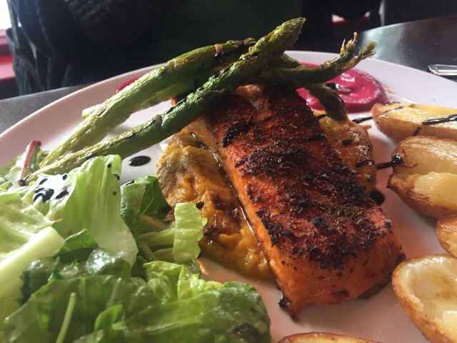 Blackened Organic Atlantic Salmon