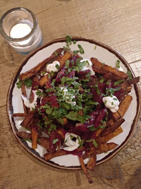 Ben's sweet potato fries