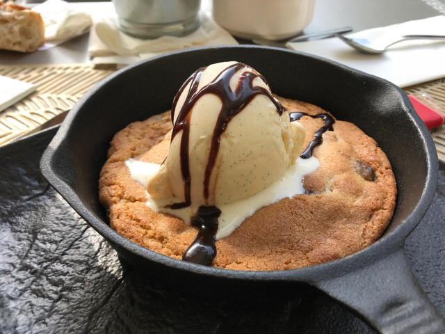 Hot Cookie