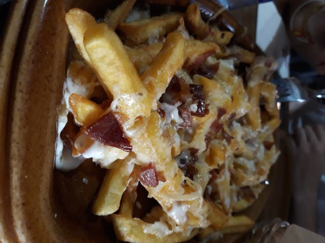 Bacon&Cheese Fries