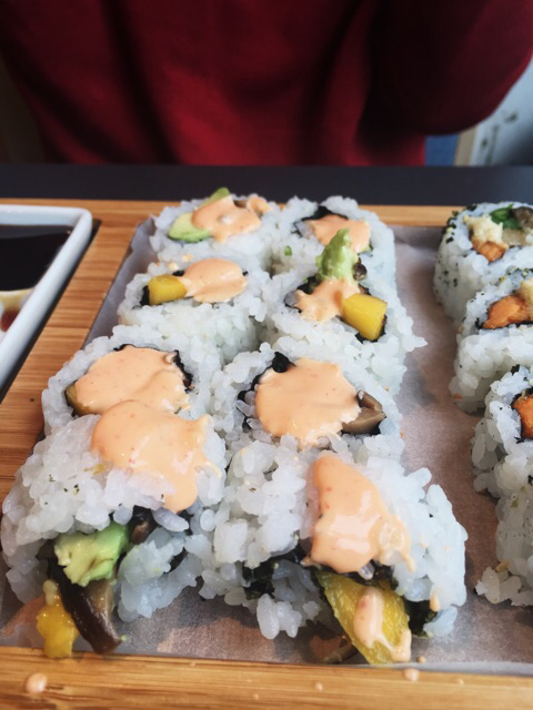Spicy Sushi