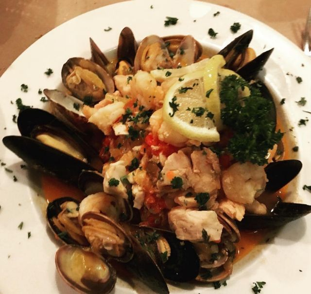 Seafood french