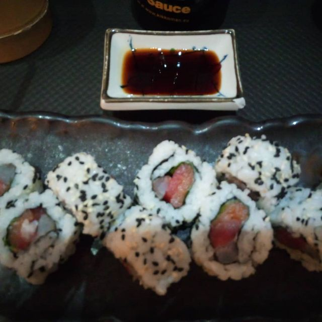 Sushi 3 colores