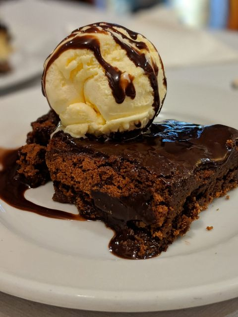 Brownie completo
