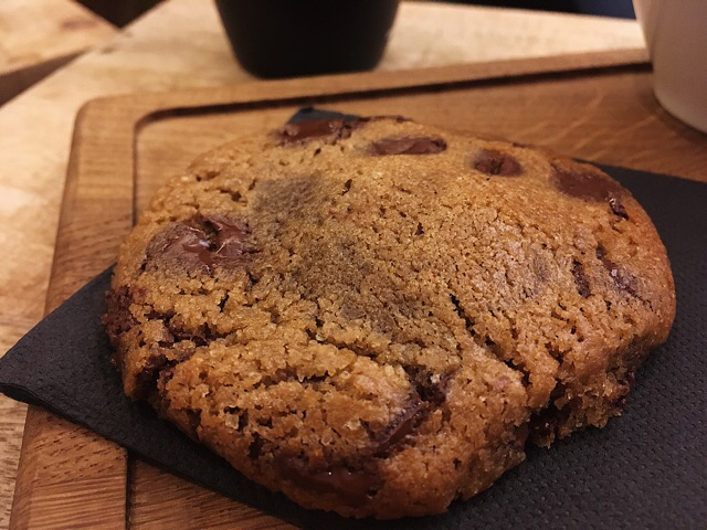 Cookie chocolate chips