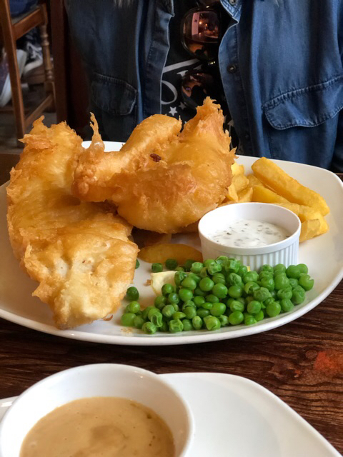Fish and chips (Big)