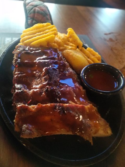 Costillas honey
