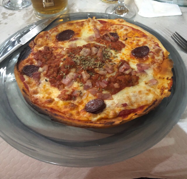 Pizza Óscar