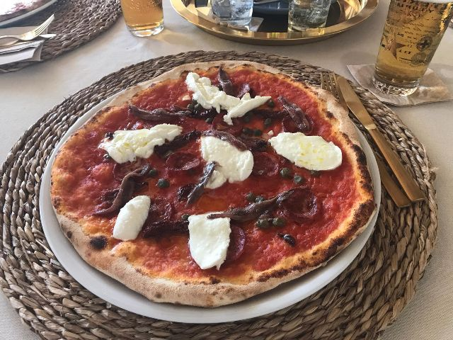 Pizza Cala Tarida