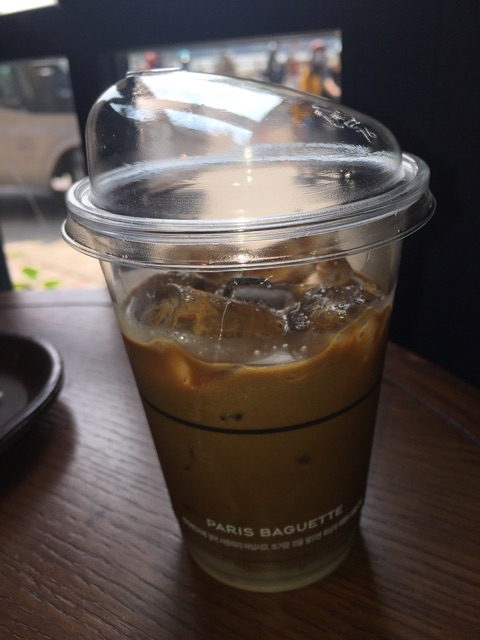 Viet coffee with milk - iced