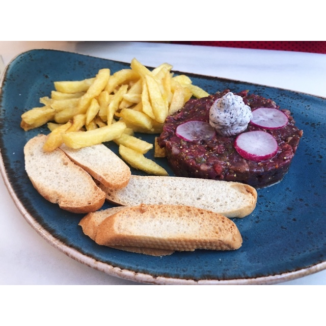 Steak tartar