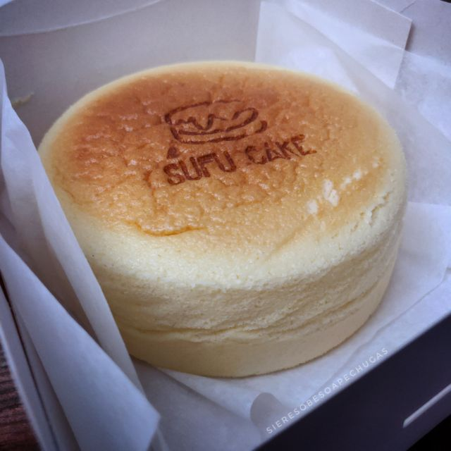 Japanese Fluffy Cheesecake
