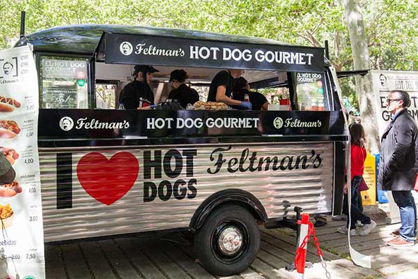 Feltman's Hot Dogs (Mad Cool) avatar