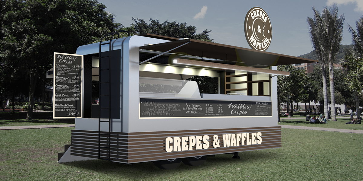Crepes & Waffles (Mad Cool) avatar