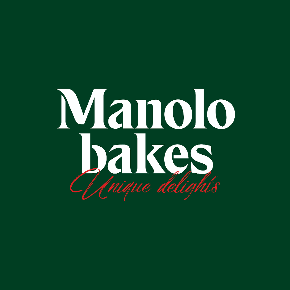 Manolo bakes