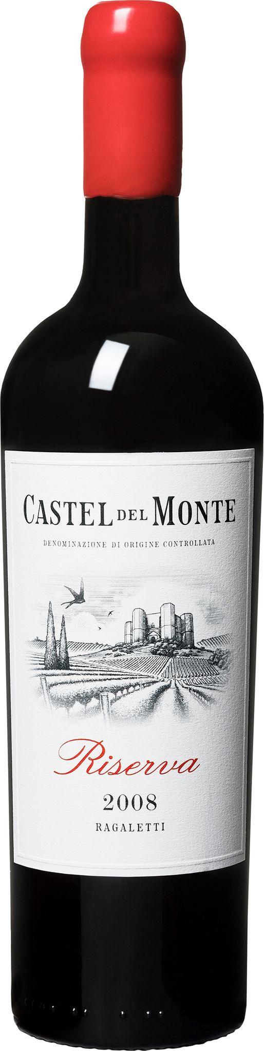 Produktbild på Castel del Monte Riserva