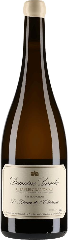 Produktbild på Chablis Grand Cru Réserve de l'Obédience Les Blanc