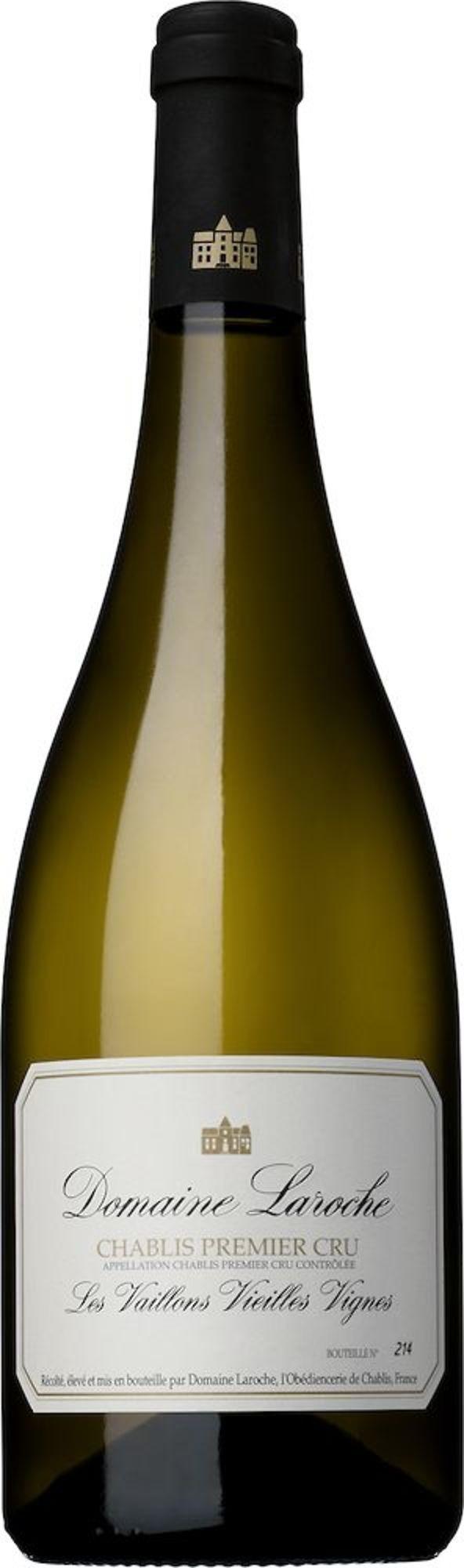 Produktbild på Chablis Premier Cru Vaillons Vieilles Vignes