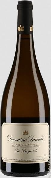 Produktbild på Chablis Grand Cru Les Bouguerots