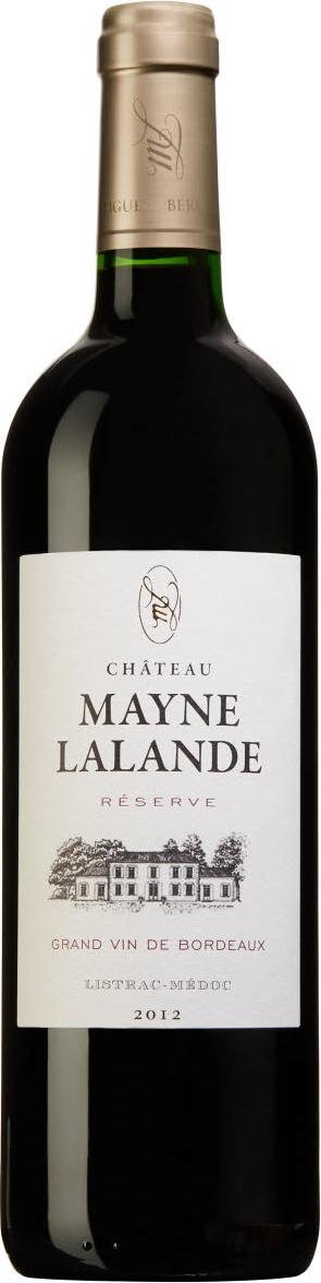 Produktbild på Château Mayne Lalande