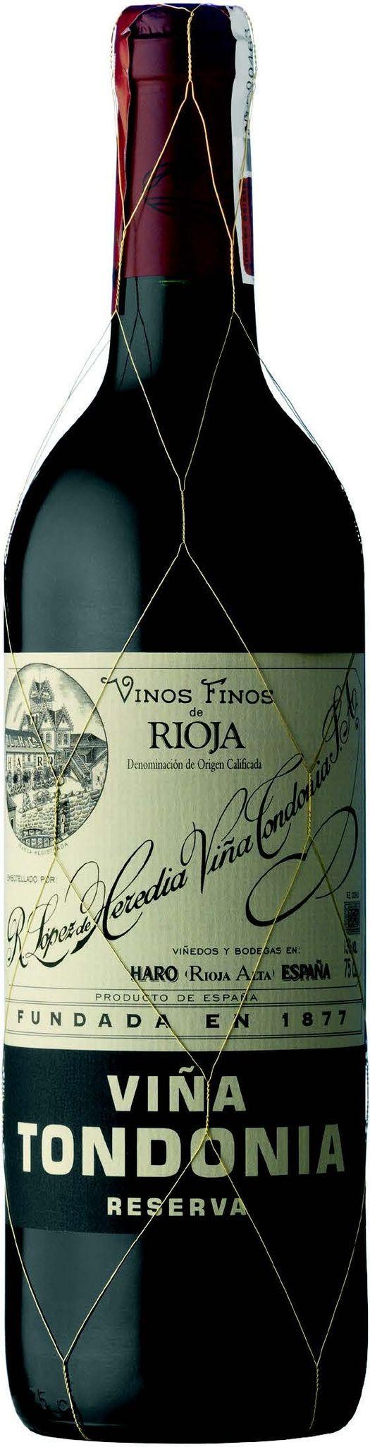 Produktbild på Viña Tondonia