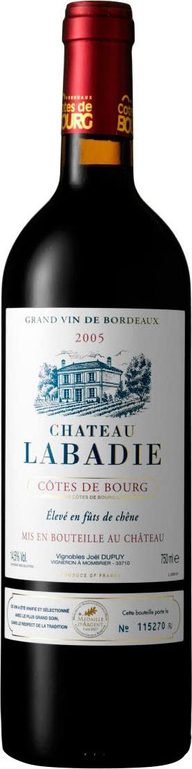 Produktbild på Château Labadie