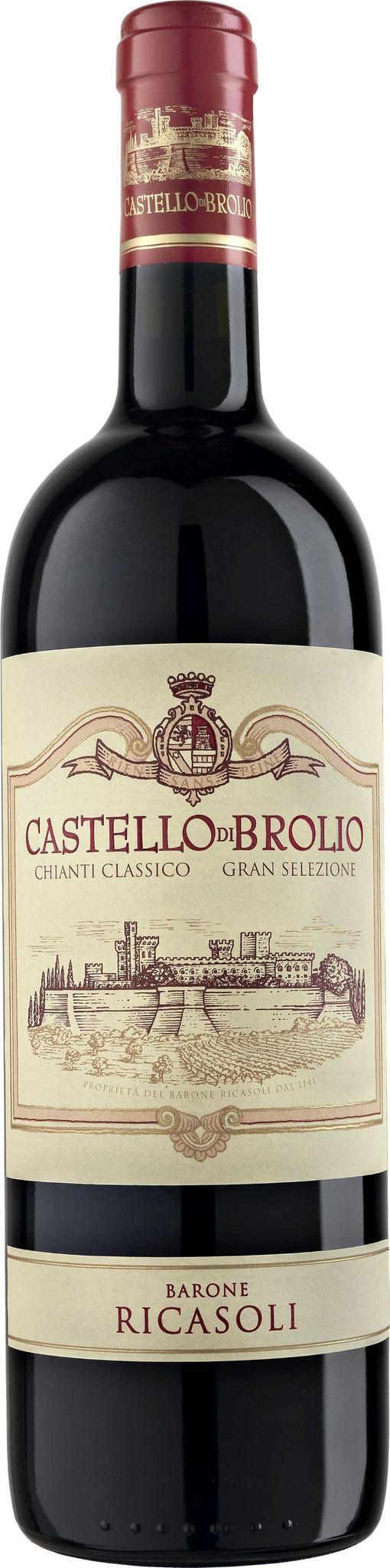 Produktbild på Castello di Brolio
