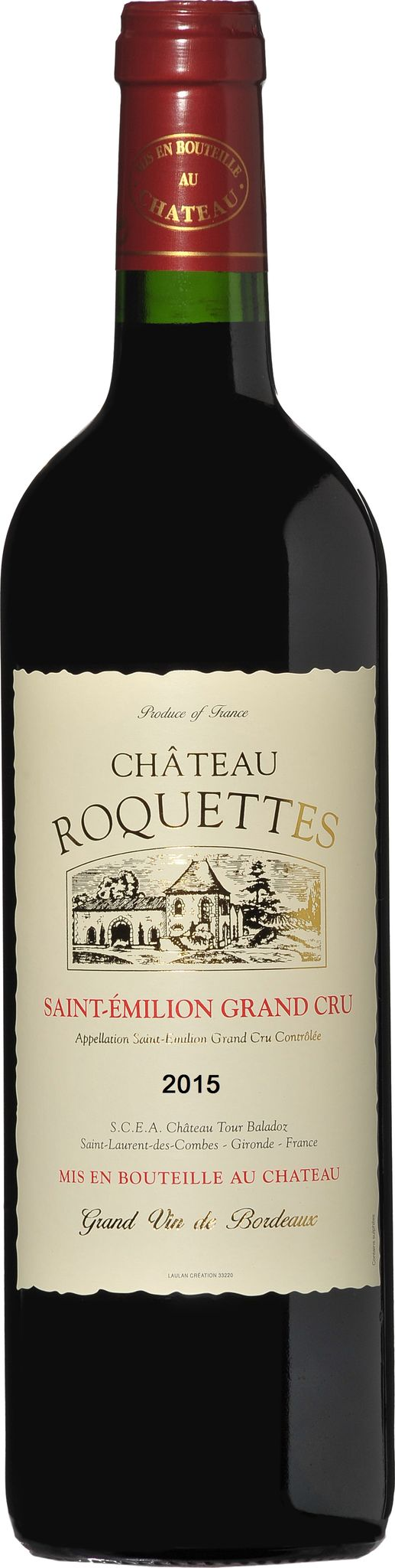 Produktbild på Château Roquettes