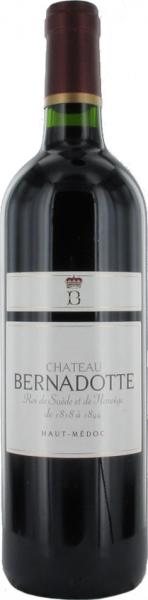 Produktbild på Château Bernadotte