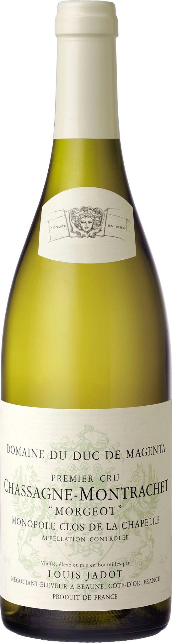 Produktbild på Chassagne-Montrachet Premier Cru