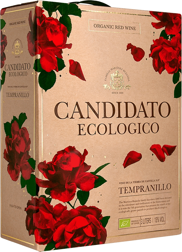 Produktbild på Candidato Ecologico